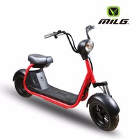 2017 new design hidden battery fat tire electric scooter easy rider mobility scooter