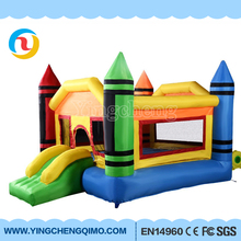 Factory price Wholesale PVC colorful mini inflatable Kids bouncer jumper for sale