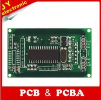 Assembled Components 4 Layer Pcb Multilayer Electroic Pcb Factory