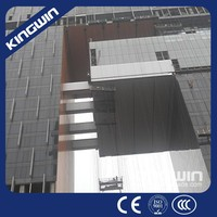 Innovative Design Fabrication and Engineering - Aluminium Curtain Wall