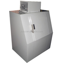CE Outdoor Bagged Ice Storage Bin with -12 degrees for Ice Merchandiser