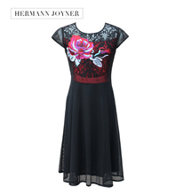 High quality new fashion ladies dress women
