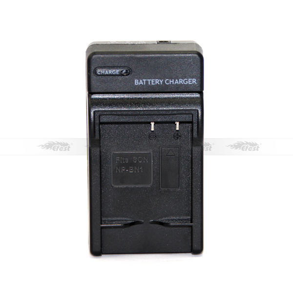 Video/Digital camera battery charger travel universal charger fits for SON NP-BN1