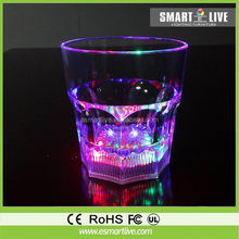 Factory sell lighting promotional water activated led glass