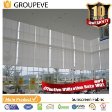 Roller Blinds Outdoor PVC Coated Polyester Sunsreen Fabric