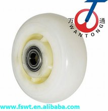 4 Inch 5 Inch 6 Inch 8 Inch Nylon Plastic Wheels With Bearing