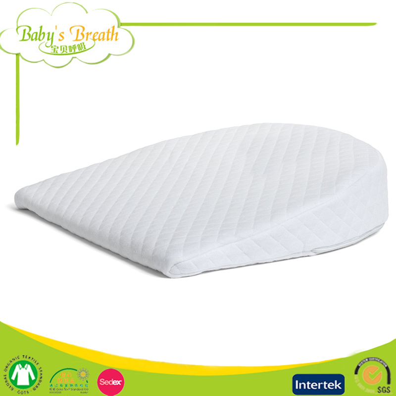 PP-07 Breathable Memory Foam Baby Wedge Pillow