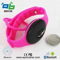 Dialog 14580 chip high quality wristband beacon bluetooth 4.0 ibeacon module with MFI approved