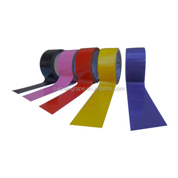 Tent duct tape Waterproof fabric seam tape for fair carpet