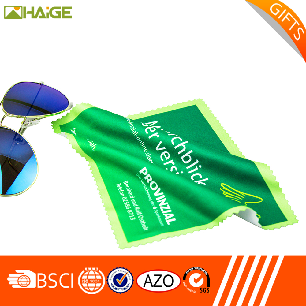Factory direct sale custom make microfiber cleaning cloth for electronic products adjustable