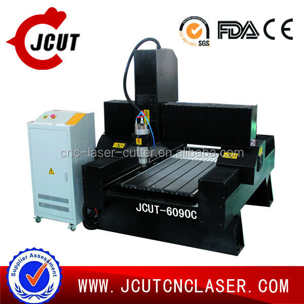 Direct factory price of JCUT-6090C made in China CE approved artificial cnc marble making machine