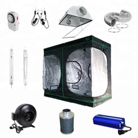 Factory Wholesale Low Price 600D Hydroponic Indoor Grow Tent Complete Kit