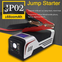 All Vehicle Jump Pack Chuangxinjia Innovative Jp02 28800Mah 1000Amp Peak Mini Car Jump Starter Pack