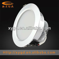 CE&RoHS approved 2 Years Warranty High Quality 110lm/w 7W Dimmable Led Recessed Ceiling Light for Kitchen Lighting