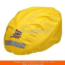 High quality reflective material waterproof Promotional Bicycle Helmet Cover