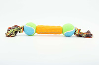Eco-Friendly Dog Tennis Ball TPR Pets Toys