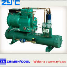 Bitzer R22/R404A Semi-Hermetic Reciprocating Water Cooling Condensing Unit
