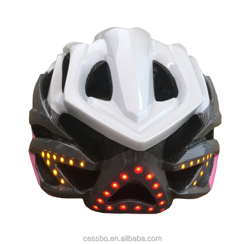 Shenzhen Manufacturer Bike Cycling Sports Bluetooth Helmet with Bluetooth and Waterproof LED taillights