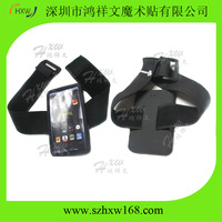 Customized elastic sports armband for iphone 6