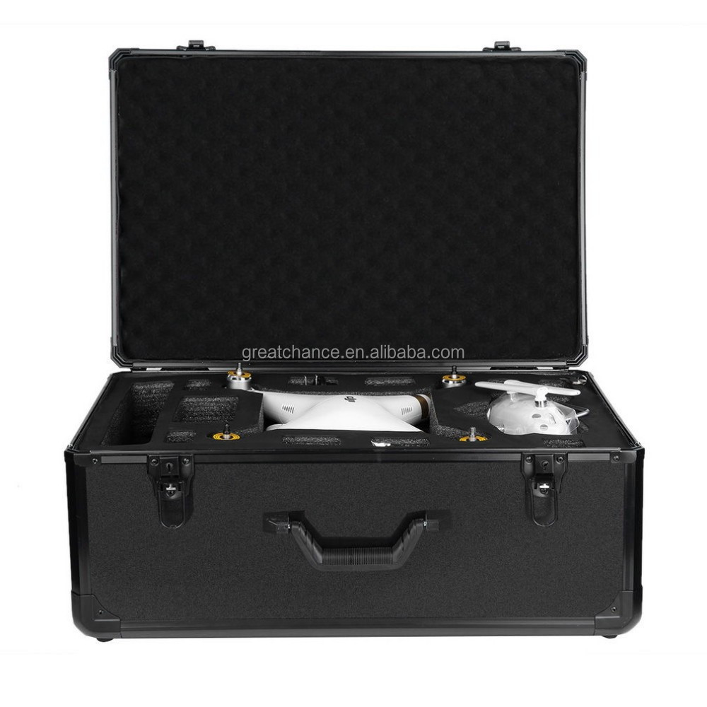 "28"" inches DJI Phantom 2 3 Vision Aluminum Suitcase Carry Box Case"