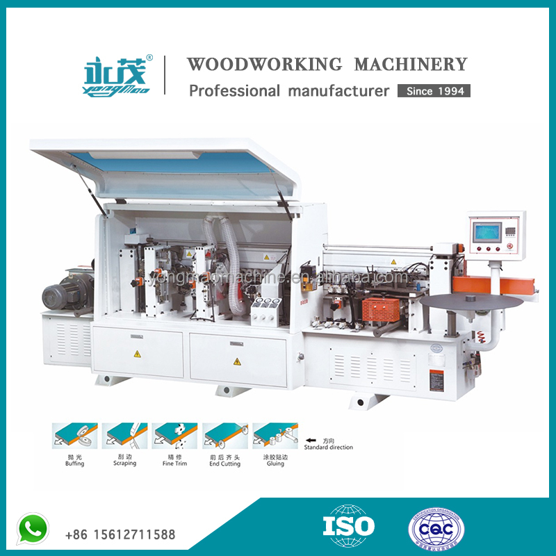 Automatic Edge Banding Machine Melamine for Wood Working
