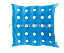 High quality PVC inflatable cushion with hole for the disabled