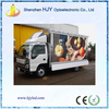 p10 mobile led display trailer