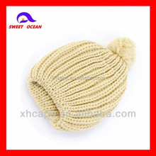 Winter Baby Fleece Knitted Hats
