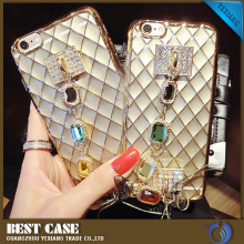 Bracelet Plating Phone Case For Iphone 4 4s High Quality Soft TPU Phone Case Cover mass production