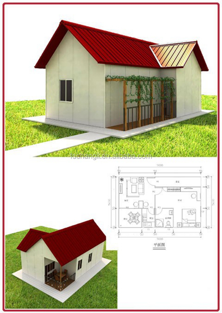Low cost small prefab house plans steel home design home for Low cost home design