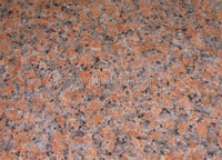 Mystique Red marble floor tile