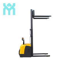 industrial all electric used reach stacker