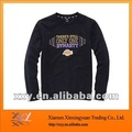 Wholesale Crew Neck New Style Custom Sweatshirt Ribbed Cuffs