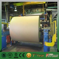 engineers available overseas 2100mm bagasse pulping machine to make corrugated paper raw material sugar cane bagasse