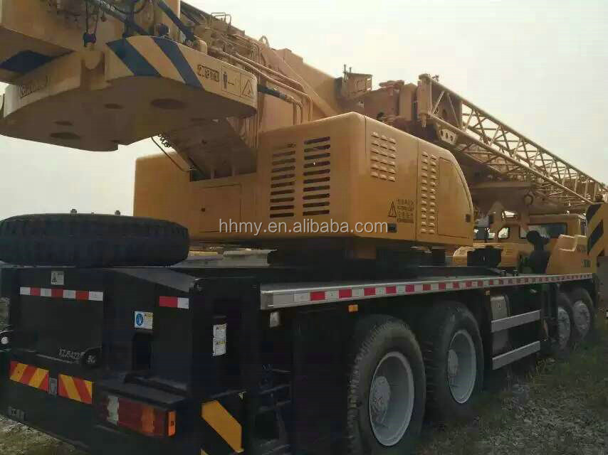 QY50K-II used crane hydraulic cylinder for crane in shanghai sell