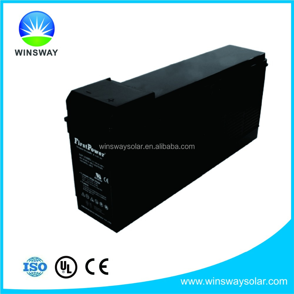 2017 Cheap Renewable Energy 12V 100Ah Gel Solar <strong>Battery</strong>