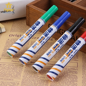 China manufacture low smell special marking pen wholesale indelible ink pens marker permanent for logistics and express