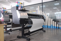 fast speed sublimation heat transfer printing machine