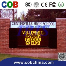 Full color/dual color/bicolor/single color wireless led sign software