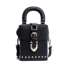 Hot selling good quality little girl no name leather bags handbags