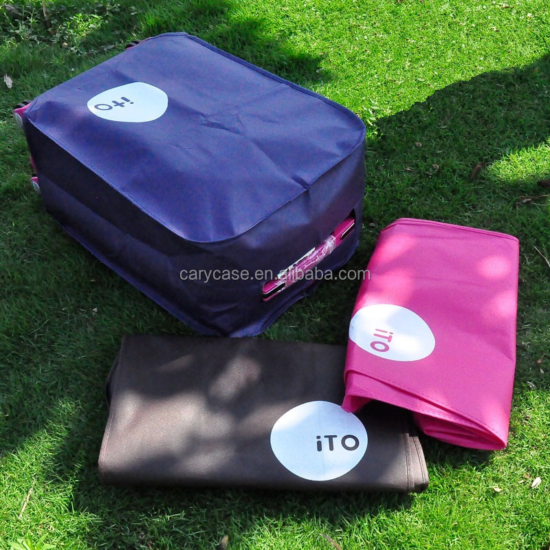 The new thickening suitcase protective waterproof wear - resistant luggage sets dust bag luggage covers