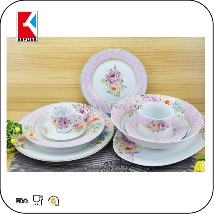 Ceramic Luxury Corelle Procelain Dinner Set Prices Arcopal Pakistani Porcelain Dinner Set