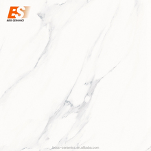 foshan manufacturer most hot sale 60*60cm full polished glazed carrara design porcelain tile