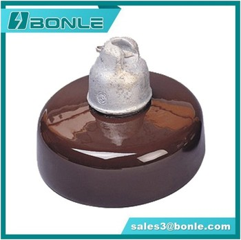XHP-80 Anti-Pollution Suspension Porcelain Insulator