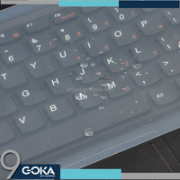 Ultra Thin Durable Keyboard Covers Silicone