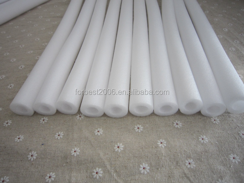 Compressed Polystyrene Cushioning Material Hollow EVA Protective Foam Tube