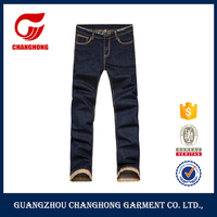 European style black denim washed men plain stretch bootcut jeans with cotton/polyester/spandex