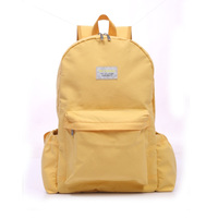 Hot Selling Cotton Material Travel Backpack Baby Nappy Diaper Bag