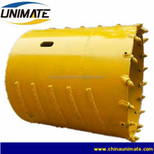 Diameter from 600mm to 2500mm Pilling foundation tools Core Barrel