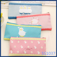 yiwu new arrival high quality factory price product wholesale eco-friendly kids pencil case free sample
